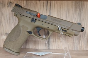 Smith&Wesson M&P M2.0  FDE